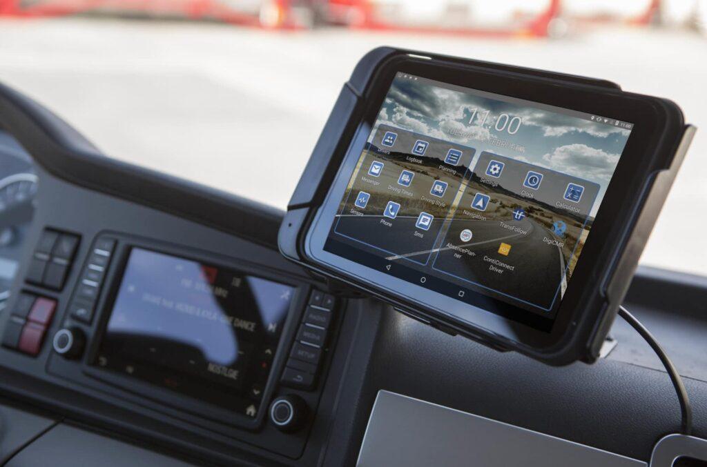 Apps van derden zijn nu beschikbaar in de Trimble Transport & Logistics Store